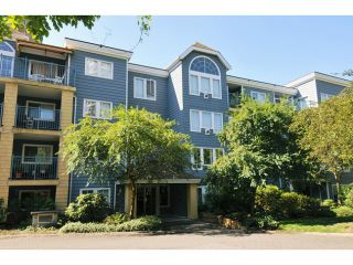 "Photo 1: 409 3065 PRIMROSE Avenue in Coquitlam: North Coquitlam Condo for sale in ""LAKESIDE TERRACE"" : MLS®# V1019920"