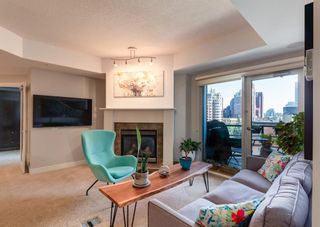 Photo 2: 603 110 7 Street SW in Calgary: Eau Claire Apartment for sale : MLS®# A1142168