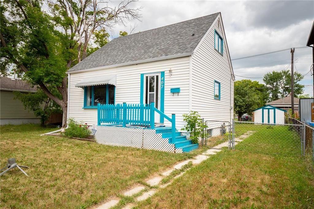 Main Photo: 407 Sydney Avenue in Winnipeg: East Kildonan Residential for sale (3D)  : MLS®# 202116754