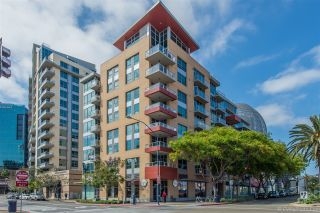 Photo 19: DOWNTOWN Condo for sale : 1 bedrooms : 206 Park Blvd #802 in San Diego