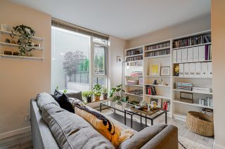 """Photo 8: 304 1650 W 7TH Avenue in Vancouver: Fairview VW Condo for sale in """"VIRTU"""" (Vancouver West)  : MLS®# R2612218"""