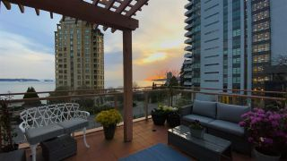 "Photo 2: 506 2271 BELLEVUE Avenue in West Vancouver: Dundarave Condo for sale in ""The Rosemont on Bellevue"" : MLS®# R2562061"