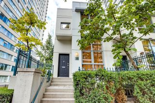 """Main Photo: 1425 ALBERNI Street in Vancouver: West End VW Townhouse for sale in """"The George"""" (Vancouver West)  : MLS®# R2622519"""