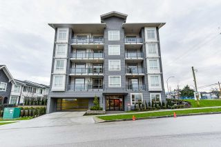 Photo 1: 218 13628 81A Avenue in Surrey: Bear Creek Green Timbers Condo for sale : MLS®# R2538012