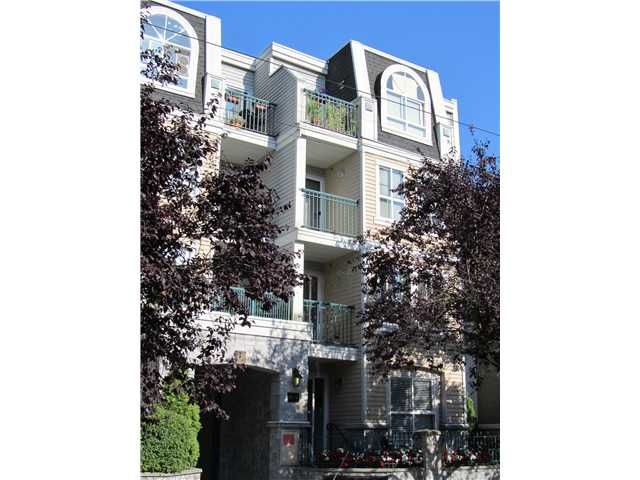 """Main Photo: 402 3278 HEATHER Street in Vancouver: Cambie Condo for sale in """"HEATHERSTONE"""" (Vancouver West)  : MLS®# V906355"""