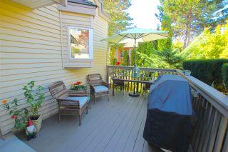 "Photo 1: 412 1215 LANSDOWNE Drive in Coquitlam: Upper Eagle Ridge Townhouse for sale in ""SUNRIDGE ESTATES"" : MLS®# R2126165"