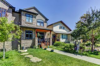 Photo 2: 4516 17 Avenue NW in Calgary: Montgomery Semi Detached for sale : MLS®# A1017600