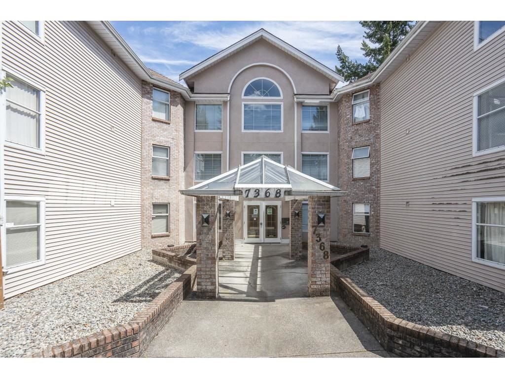 """Main Photo: 308 7368 ROYAL OAK Avenue in Burnaby: Metrotown Condo for sale in """"Parkview"""" (Burnaby South)  : MLS®# R2608032"""