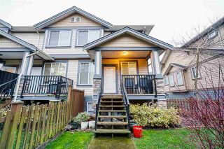 Photo 1: 13 1888 71 Avenue in Cloverdale: Clayton Townhouse for sale : MLS®# R2530549