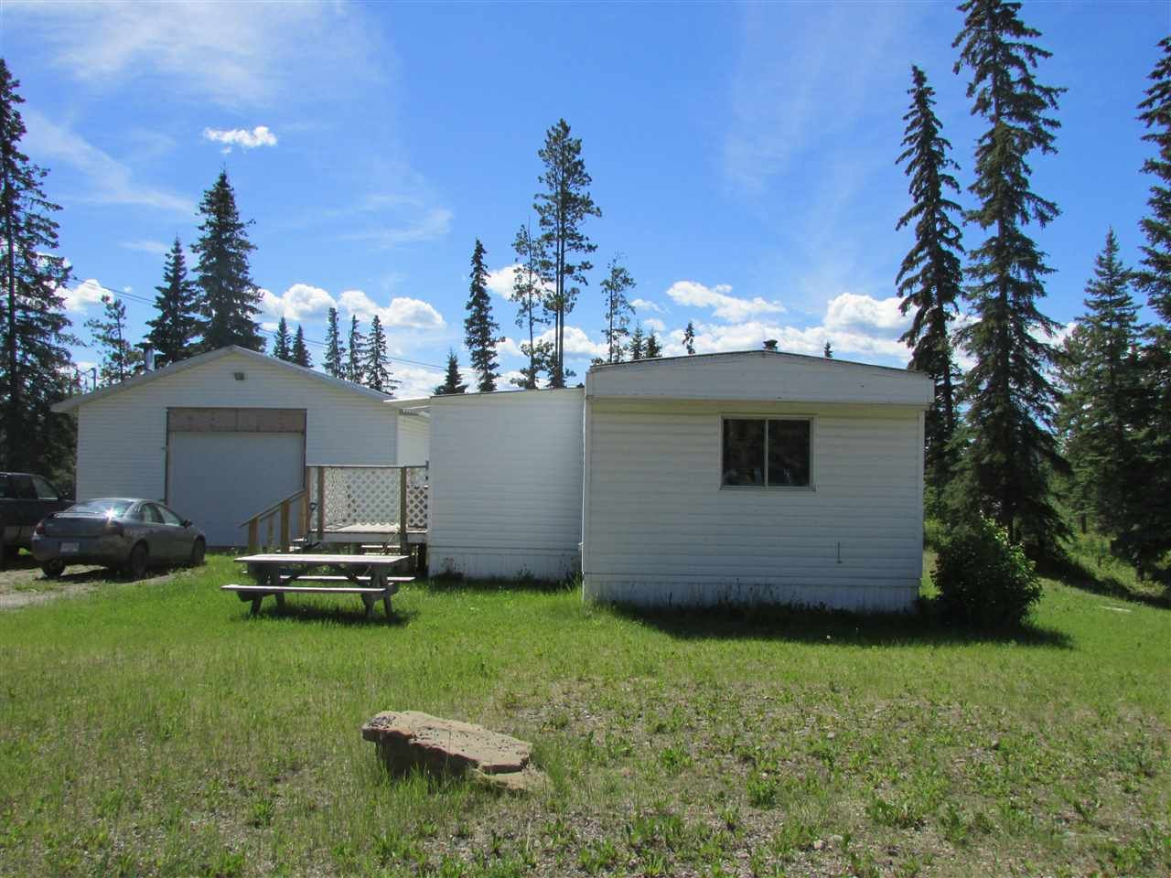 "Main Photo: 12313 BEATON Street: Hudsons Hope Manufactured Home for sale in ""JAMIESON SUBDIVISION"" (Fort St. John (Zone 60))  : MLS®# R2363149"