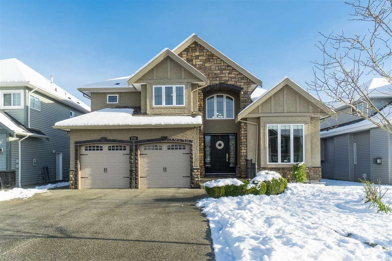 Main Photo: 2721 CARRIAGE Court: House for sale in Abbotsford: MLS®# R2528026