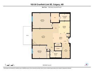 Photo 32: 102 30 Cranfield Link SE in Calgary: Cranston Apartment for sale : MLS®# A1137953