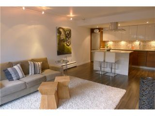 """Photo 1: 103 349 E 6TH Avenue in Vancouver: Mount Pleasant VE Condo for sale in """"LANDMARK HOUSE"""" (Vancouver East)  : MLS®# V995489"""