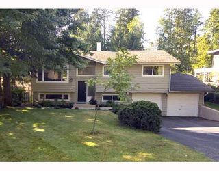 Photo 1: 178 COLLEGE PARK Way in Port_Moody: College Park PM House for sale (Port Moody)  : MLS®# V733772