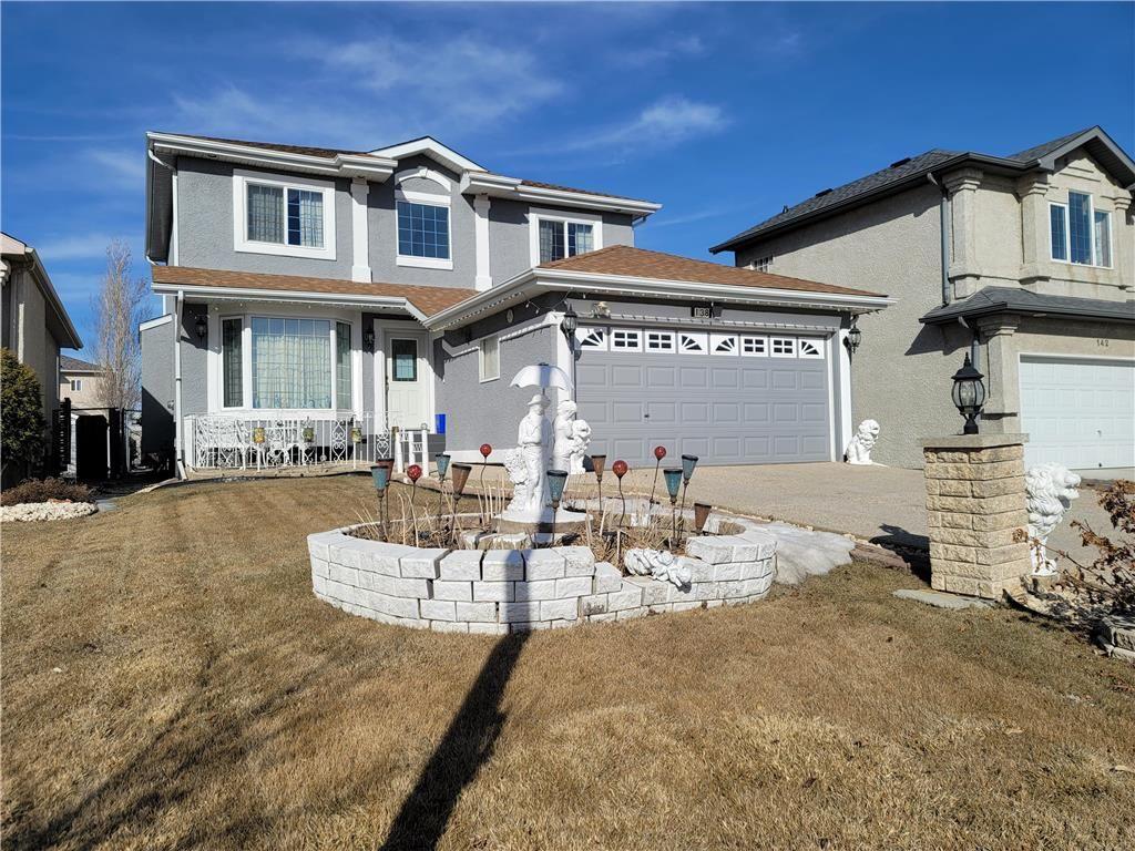 Main Photo: 138 Deer Run Drive in Winnipeg: Linden Woods Residential for sale (1M)  : MLS®# 202101111
