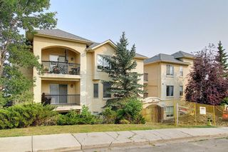 Main Photo: 203 3912 Stanley Road SW in Calgary: Parkhill Apartment for sale : MLS®# A1138889