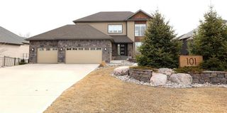 Main Photo: 101 Deer Pointe Drive in Headingley: Deer Pointe Residential for sale (1W)  : MLS®# 202108394