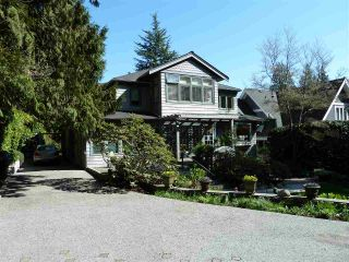 Photo 4: 1295 SINCLAIR Street in West Vancouver: Ambleside House for sale : MLS®# R2054349