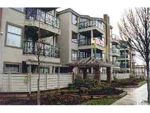 Main Photo: 107 935 Johnson St in VICTORIA: Vi Downtown Condo for sale (Victoria)  : MLS®# 277823
