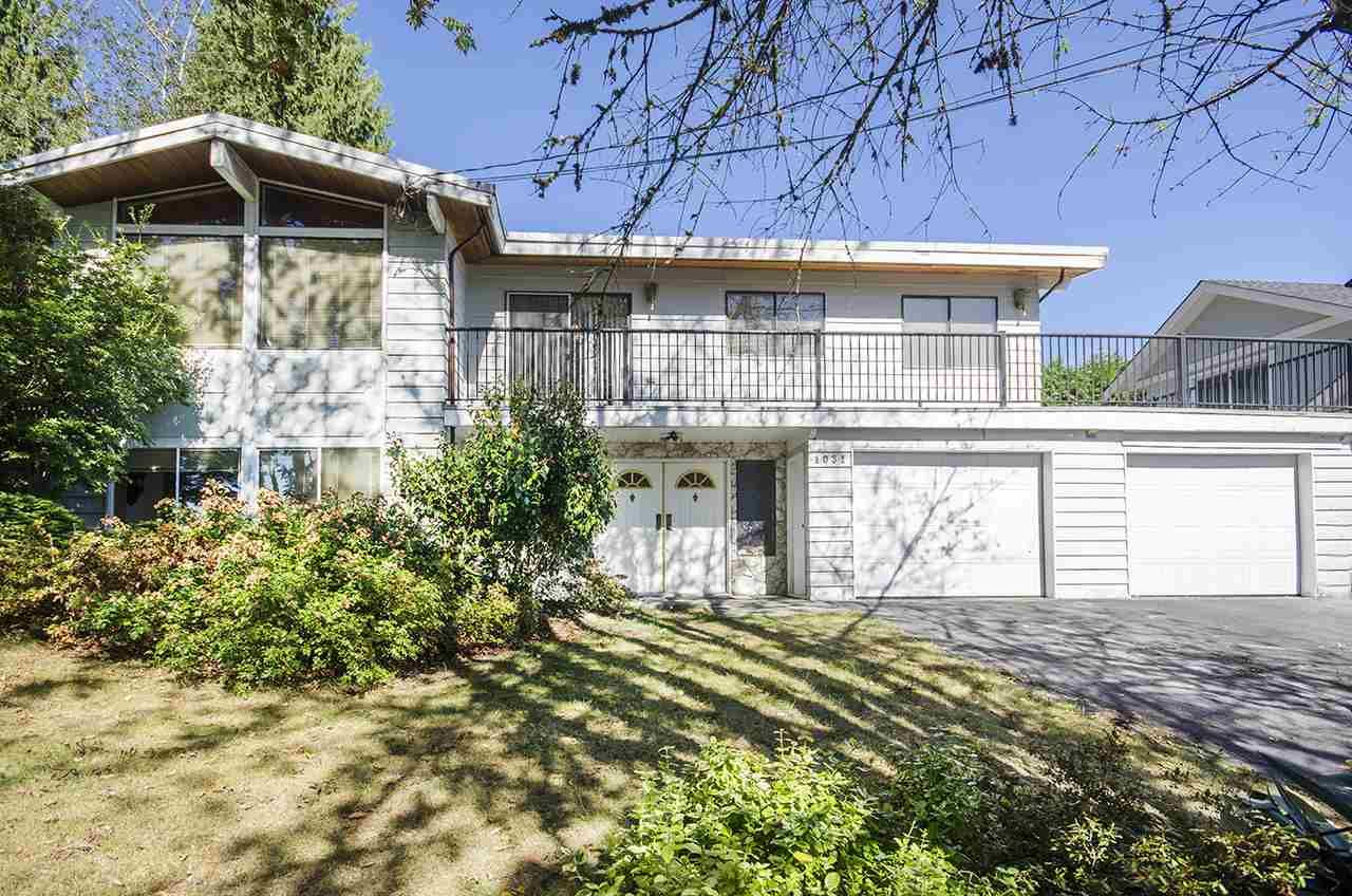 Main Photo: 1031 GILROY Place in Coquitlam: Coquitlam West House for sale : MLS®# R2553199