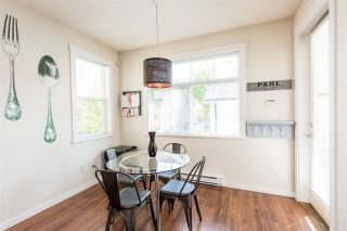 Photo 9: 9 19490 FRASER WAY in Pitt Meadows: South Meadows Townhouse for sale : MLS®# R2264456