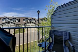 Photo 30: 388 Panatella Boulevard NW in Calgary: Panorama Hills Row/Townhouse for sale : MLS®# A1114400