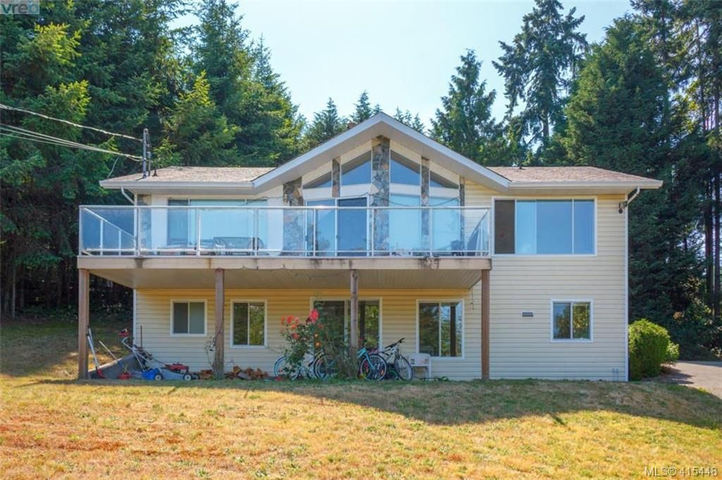 Main Photo: 2428 Liggett Rd in MILL BAY: ML Mill Bay House for sale (Malahat & Area)  : MLS®# 824110