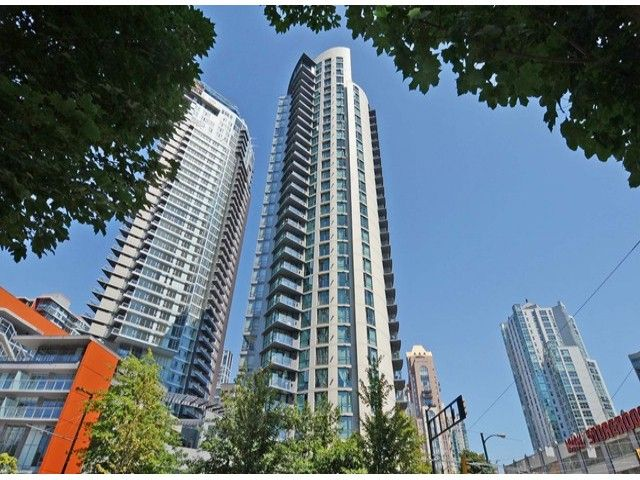 Main Photo: 303 501 Pacific Street in Vancouver: Yaletown Condo for sale (Vancouver West)  : MLS®# V1065282