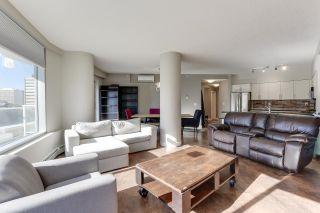 Photo 2: 503 10136 104 Street in Edmonton: Zone 12 Condo for sale : MLS®# E4255472