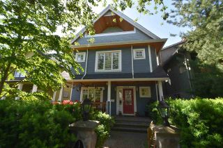 Photo 1: 1842 E 2ND Avenue in Vancouver: Grandview VE 1/2 Duplex for sale (Vancouver East)  : MLS®# R2273014