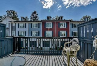 """Photo 12: 105 3010 RIVERBEND Drive in Coquitlam: Coquitlam East Townhouse for sale in """"WESTWOOD"""" : MLS®# R2109754"""