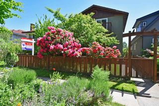 """Photo 1: 420 E 45TH Avenue in Vancouver: Fraser VE House for sale in """"MAIN/FRASER"""" (Vancouver East)  : MLS®# R2168295"""
