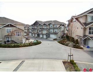 """Photo 9: 5 20460 66TH Avenue in Langley: Willoughby Heights Townhouse for sale in """"Willow Edge"""" : MLS®# F2809393"""