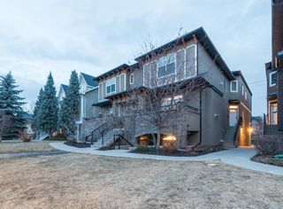 Photo 2: 1936 24A Street SW in Calgary: Richmond Row/Townhouse for sale : MLS®# A1086373