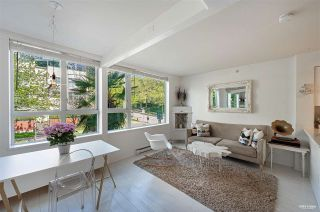 """Photo 2: 202 910 BEACH Avenue in Vancouver: Yaletown Condo for sale in """"Meridian"""" (Vancouver West)  : MLS®# R2581260"""