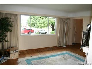 Photo 4: 1875 Townley St in VICTORIA: SE Camosun House for sale (Saanich East)  : MLS®# 696549