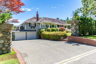 Photo 1: 3295 Ripon Rd in Oak Bay: OB Uplands House for sale : MLS®# 841425