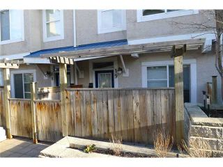 Photo 3: 19 2001 34 Avenue SW in Calgary: Altadore_River Park Townhouse for sale : MLS®# C3509799