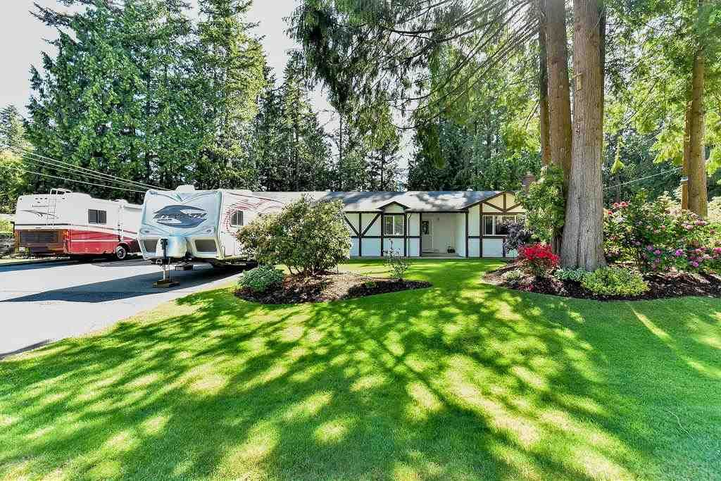 Main Photo: 3566 198A Street in Langley: Brookswood Langley House for sale : MLS®# R2069768
