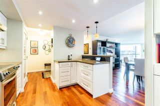 """Photo 4: 704 1450 PENNYFARTHING Drive in Vancouver: False Creek Condo for sale in """"HARBOUR COVE"""" (Vancouver West)  : MLS®# R2571862"""