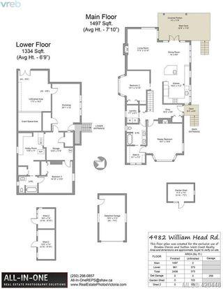 Photo 28: 4982 William Head Rd in VICTORIA: Me William Head House for sale (Metchosin)  : MLS®# 832113