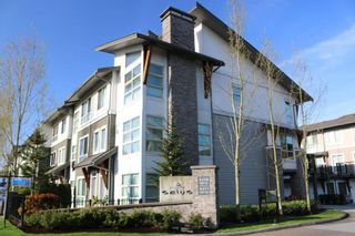 "Photo 1: 28 6671 121 Street in Surrey: West Newton Townhouse for sale in ""SALUS"" : MLS®# R2138792"