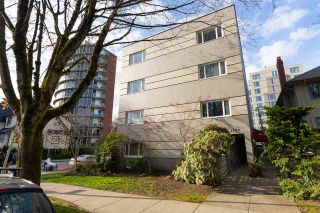 """Photo 22: 103 1595 W 14TH Avenue in Vancouver: Fairview VW Condo for sale in """"Windsor Apartments"""" (Vancouver West)  : MLS®# R2561209"""