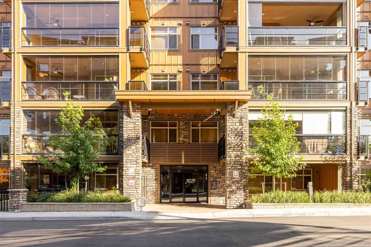 """Main Photo: B122 20716 WILLOUGHBY TOWN CENTRE Drive in Langley: Willoughby Heights Condo for sale in """"Yorkson downs"""" : MLS®# R2506272"""