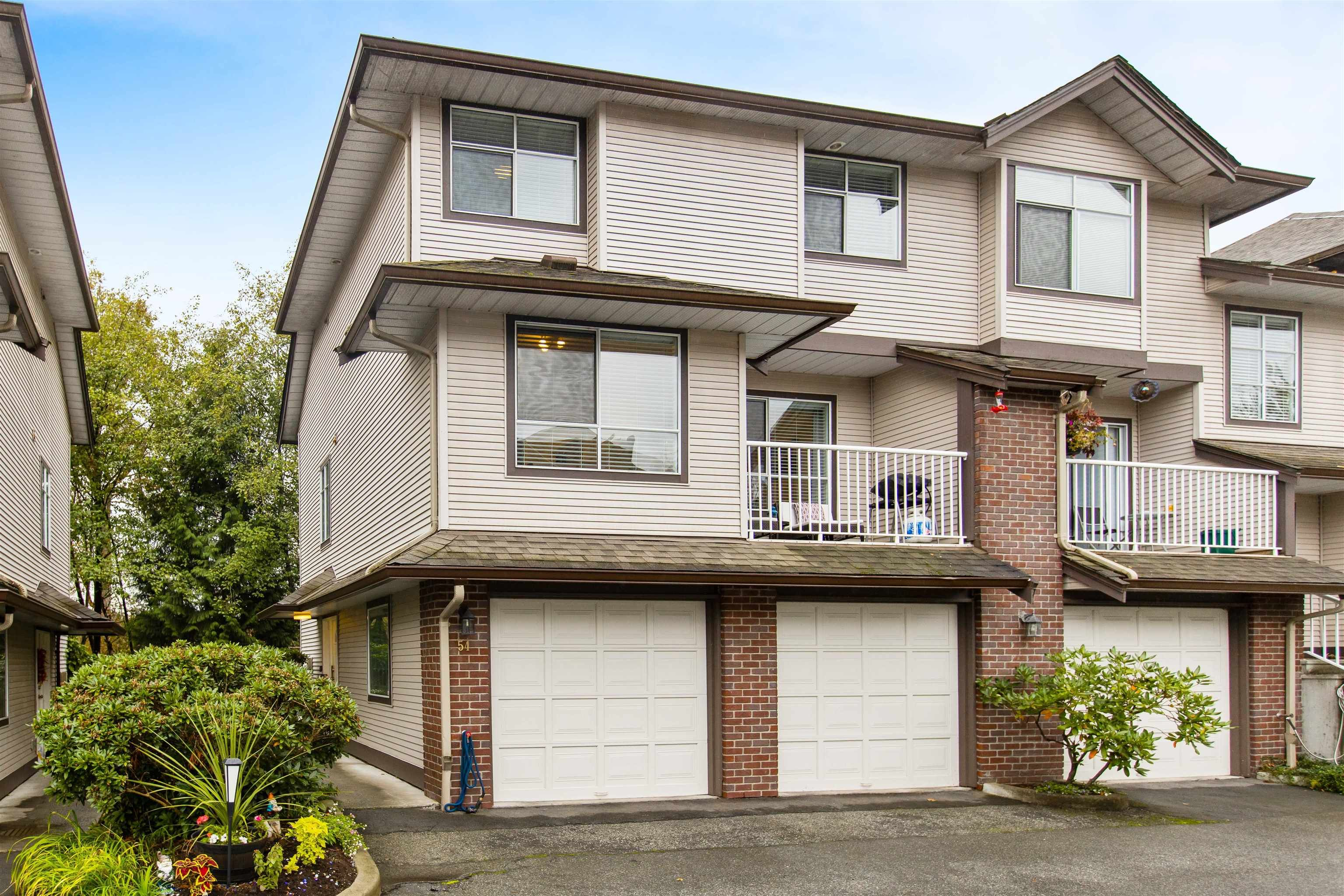 """Main Photo: 54 2450 LOBB Avenue in Port Coquitlam: Mary Hill Townhouse for sale in """"Southside Estates"""" : MLS®# R2622295"""