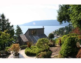 Main Photo: 5967 MARINE Drive in WEST VANCOUVER: Eagleridge House for sale (West Vancouver)  : MLS®# V728839