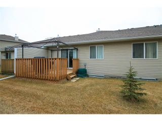 Photo 22: 2 117 BOW RIDGE Drive: Cochrane House for sale : MLS®# C4003118