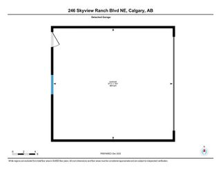 Photo 30: 246 Skyview Ranch Boulevard NE in Calgary: Skyview Ranch Semi Detached for sale : MLS®# A1052771