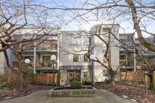 "Photo 19: 102 1422 E 3RD Avenue in Vancouver: Grandview Woodland Condo for sale in ""La Contessa"" (Vancouver East)  : MLS®# R2540090"