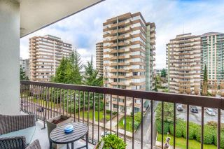 "Photo 17: 703 620 SEVENTH Avenue in New Westminster: Uptown NW Condo for sale in ""Charter House"" : MLS®# R2431459"